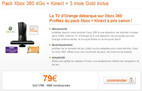 Xbox 360 Orange ODR