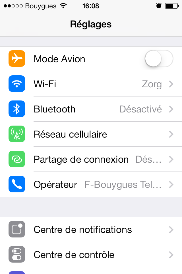 IPHONE TÉLÉCHARGER GRATUIT SONNERIE RADIATION