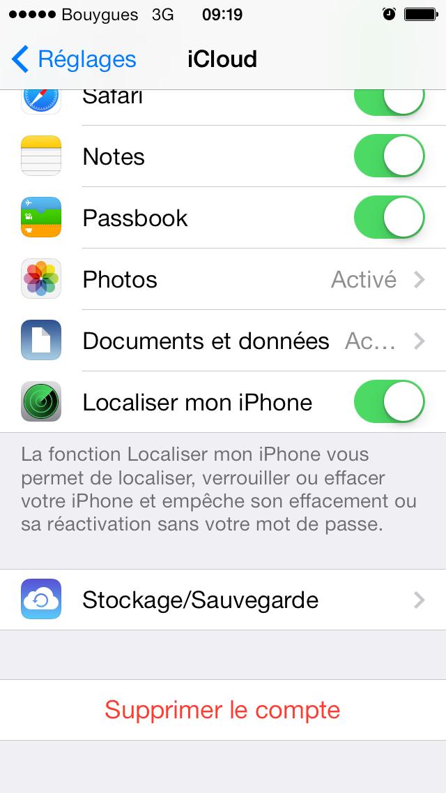 Si vous ne parvenez pas à localiser votre position actuelle sur votre iPhone, iPad ou iPod touch