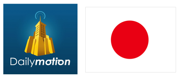 Dailymotion Japon