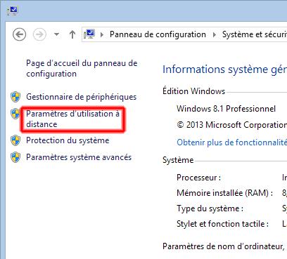 Microsoft comment profiter de votre bureau windows - Raccourci connexion bureau a distance ...