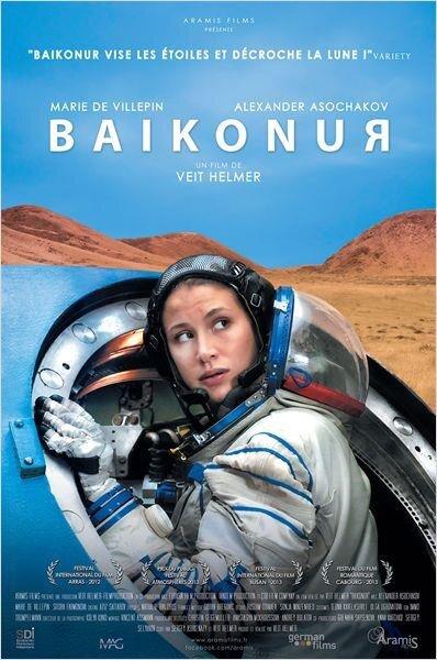 Baikonur affiche