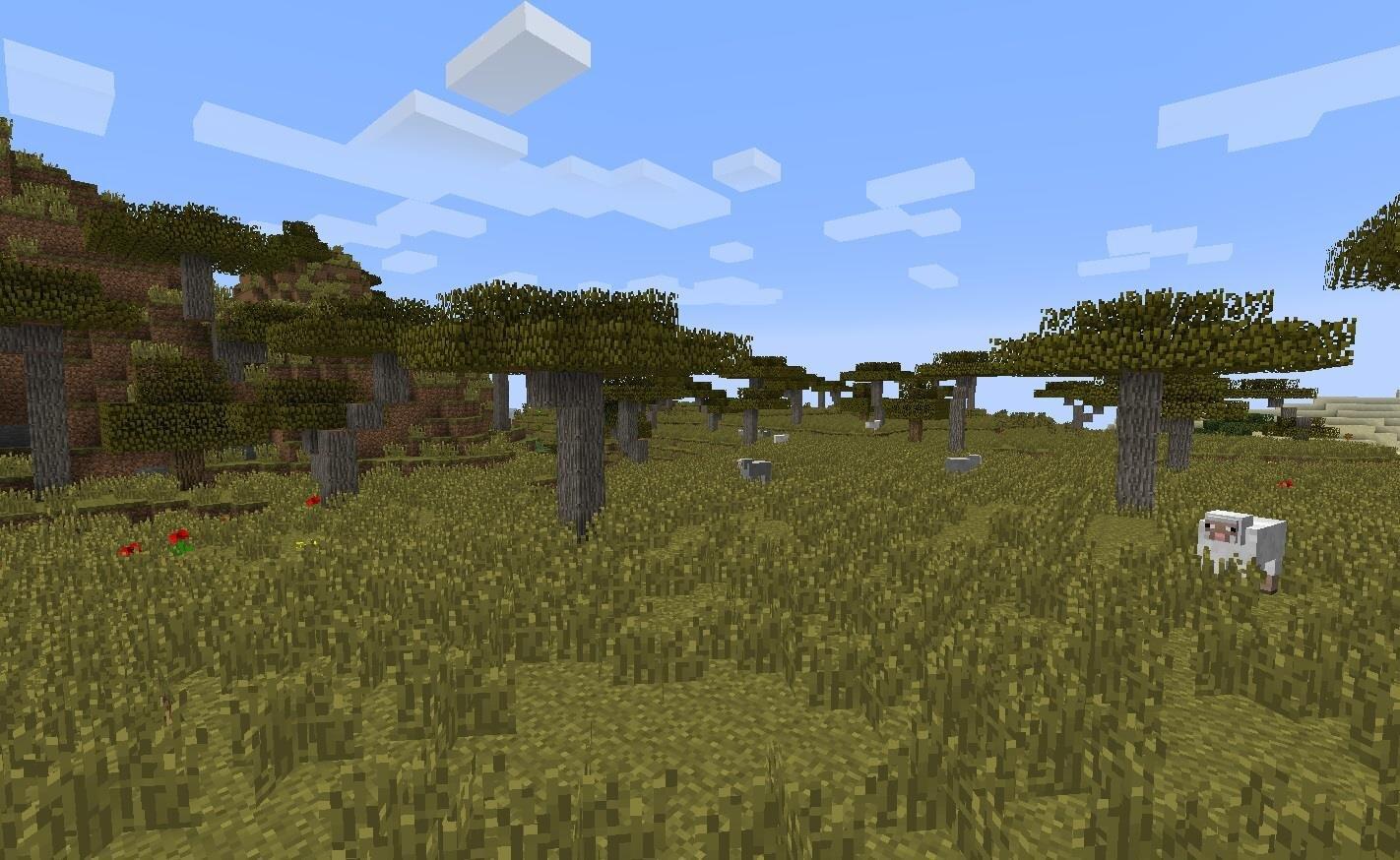 Minecraft 1 7 revoit totalement la g n ration de ses environnements - Un jeu comme minecraft ...