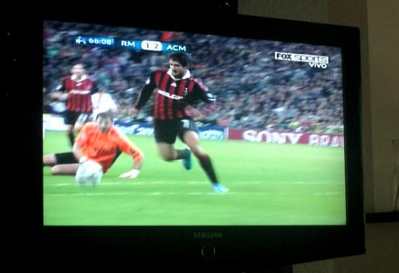 football tv