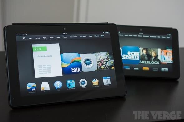 Kindle Fire HDX 8,9