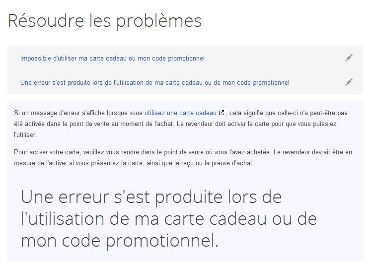 Carte Carrefour Perdue Formulaire.Les Cartes Cadeau Du Play Store Posent Parfois Probleme Google Enquete