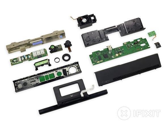 Kinect Xbox One iFixit