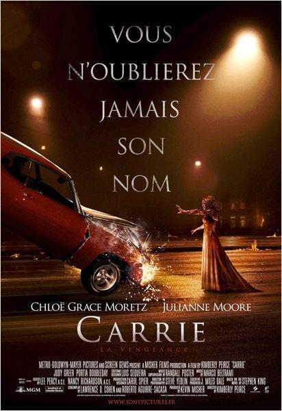Carrie, la vengeance affiche
