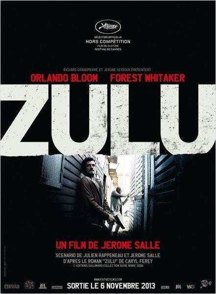 Zulu affiche