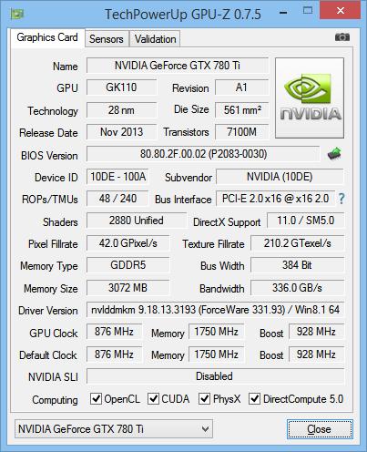 GPU-Z 0.7.5