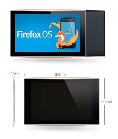 Firefox tablette