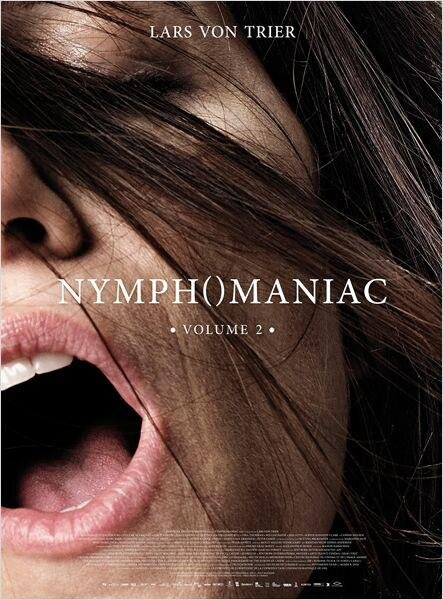 Affiche Nymphomaniac