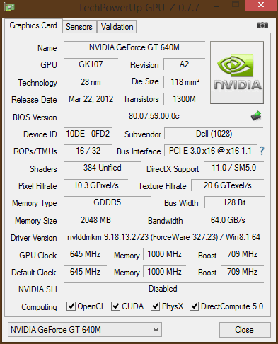 GPU-Z 0.7.7
