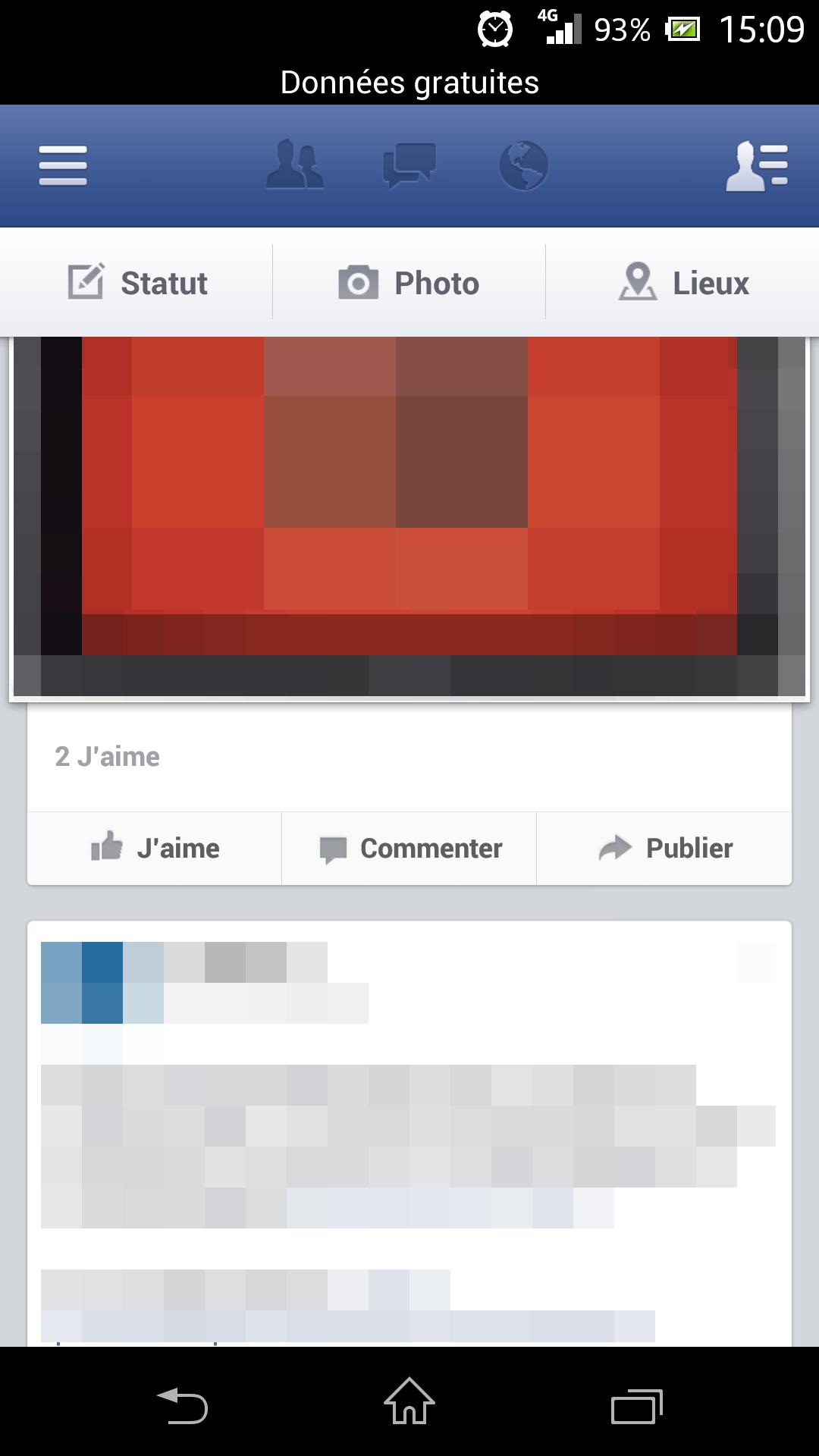Orange Facebook illimité