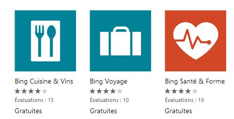 Bing Windows Phone 8 Microsoft