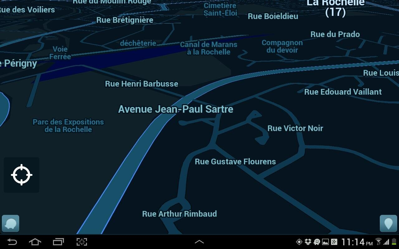 waze les radars n 39 ont pas totalement disparu sur android. Black Bedroom Furniture Sets. Home Design Ideas