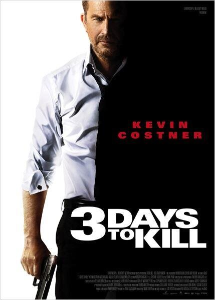 Affiche 3 Day to kill