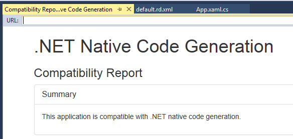 .net native