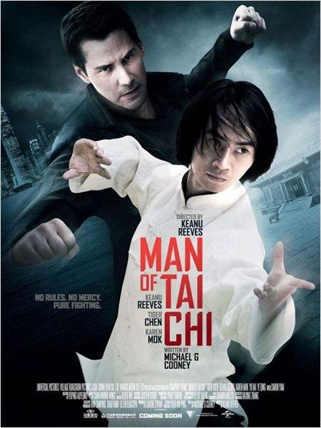 Affiche Man of taichi