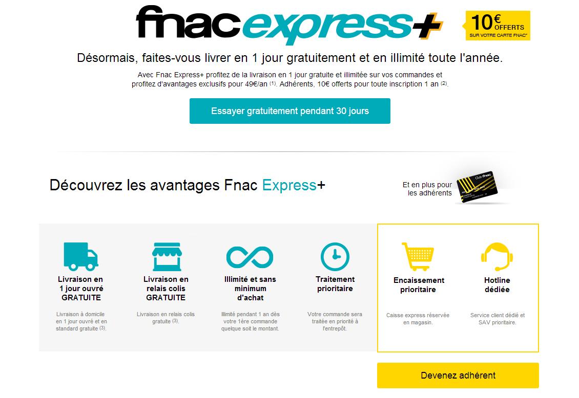 La Fnac Annonce Son Premium A 49 Euros Et Ferme Certains Espaces Sfr