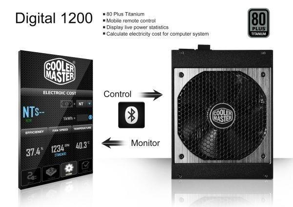Digital 1200 Cooler Master