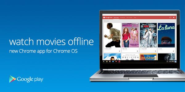 Google Play Films hors-ligne