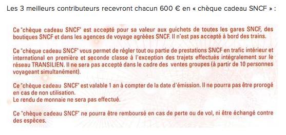 SNCF DataScience
