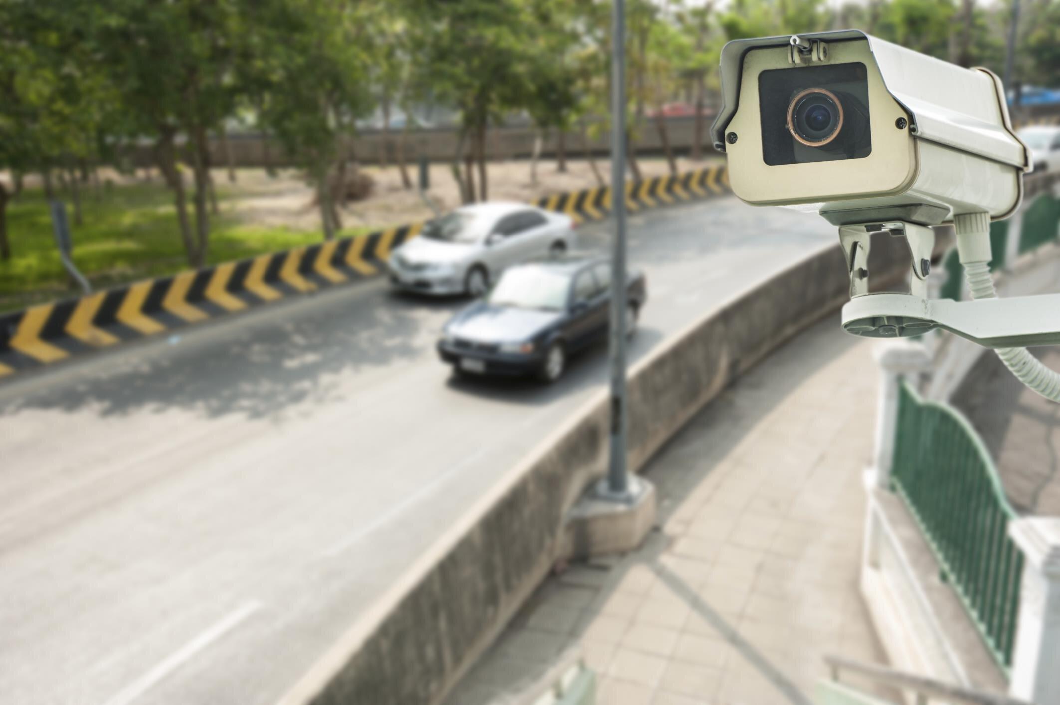 Caméra Surveillance Voitures