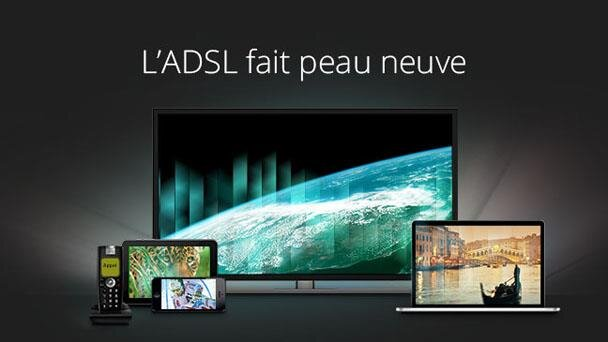 ADSL Numericable