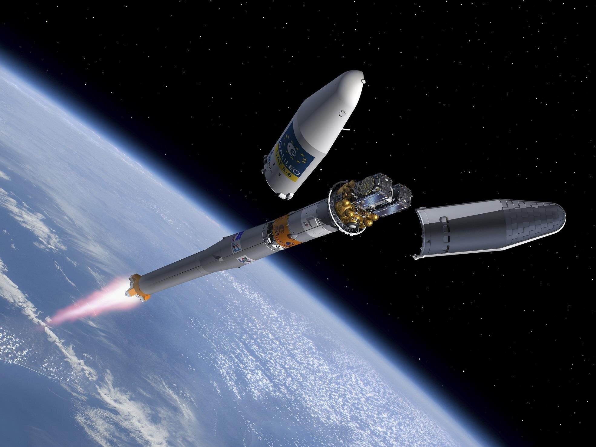 Satellite Galileo