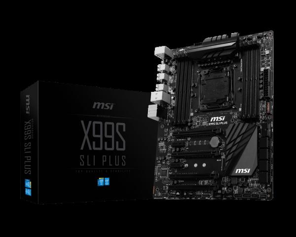 X99S SLI