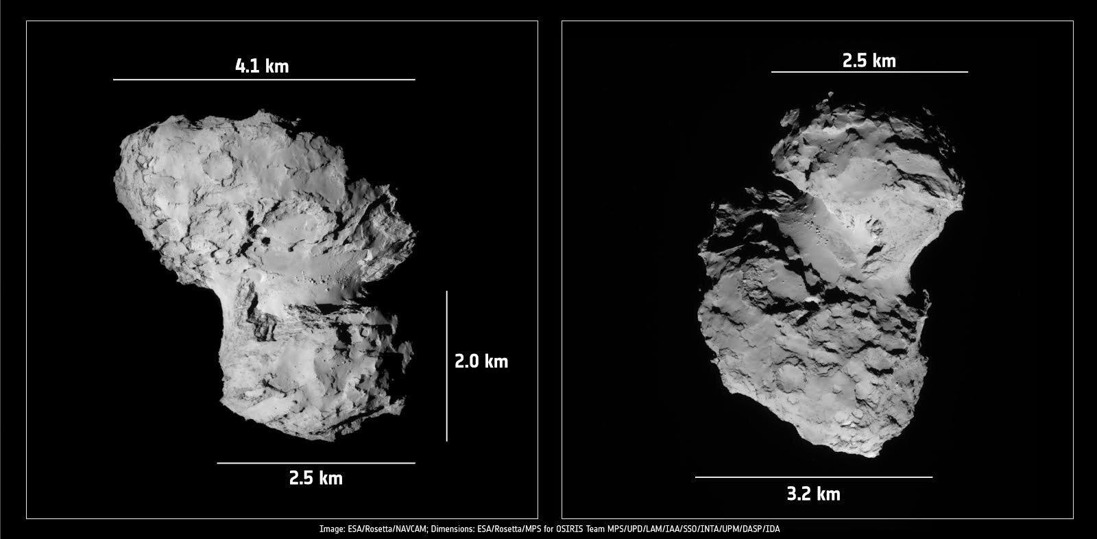 Comète 67P/C-G