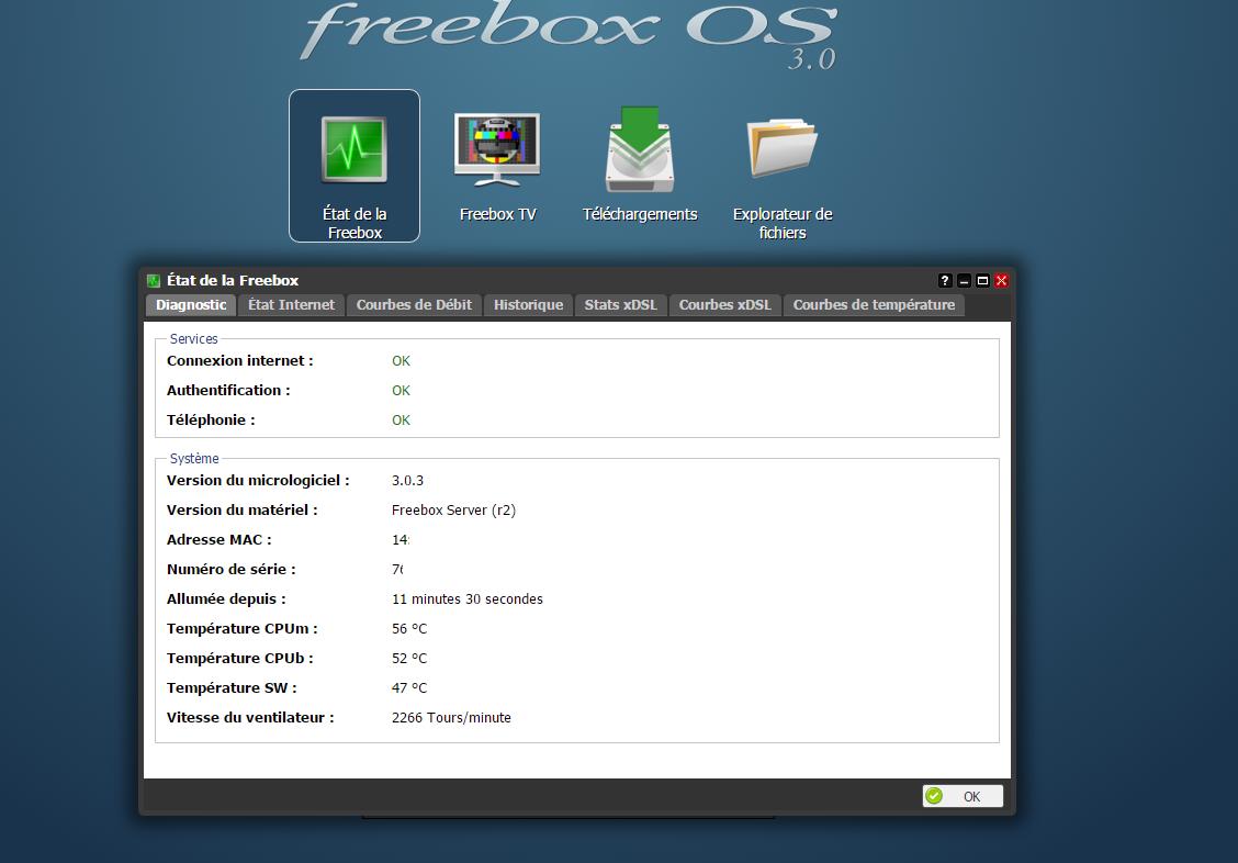 Freebox OS 3.0.3