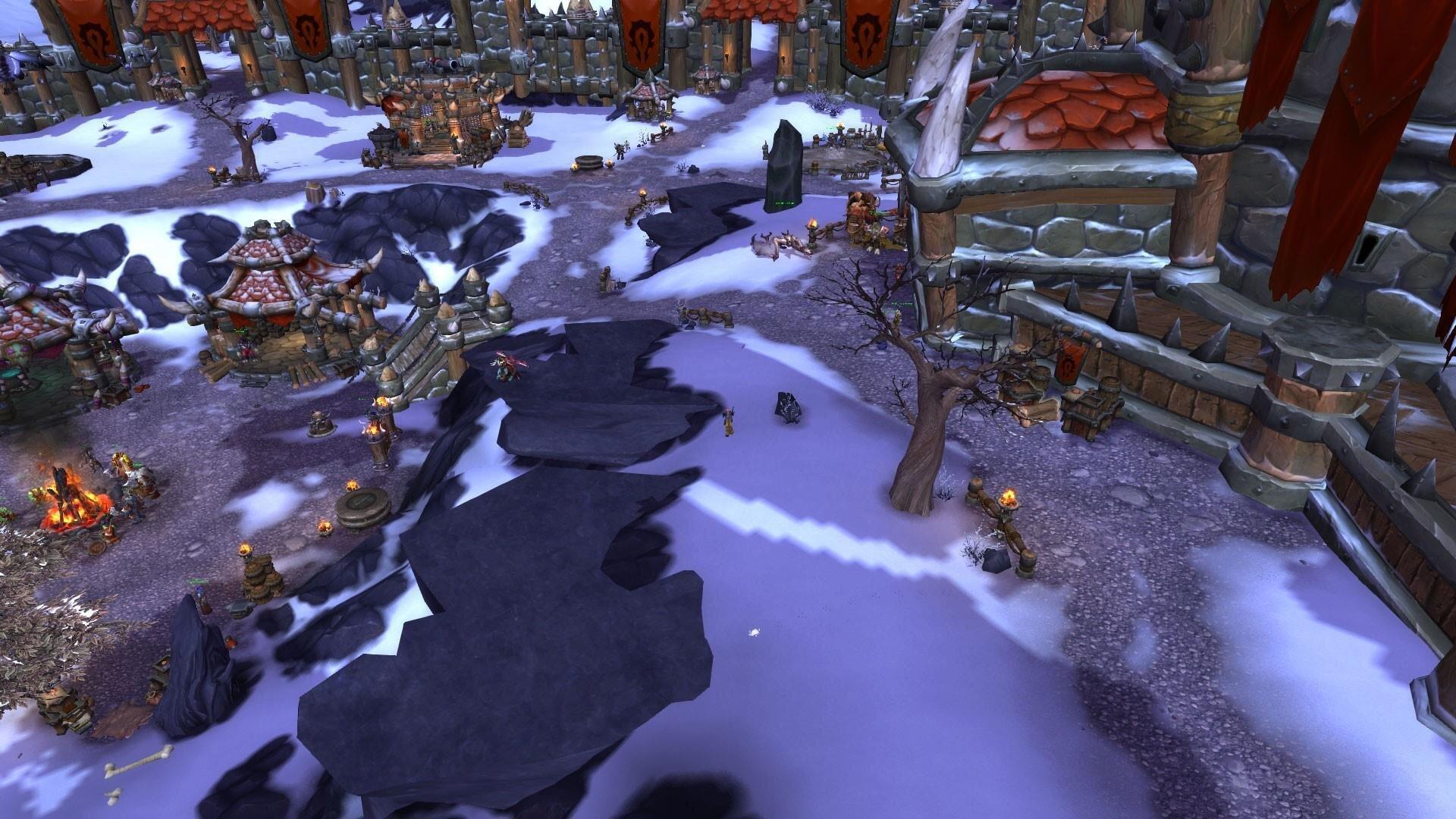 World of Warcraft Fief