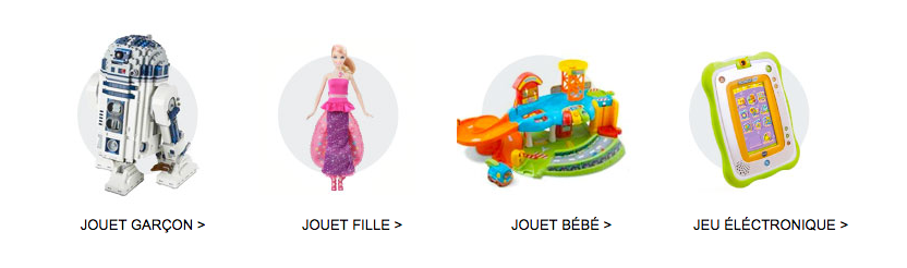 jouets redoute