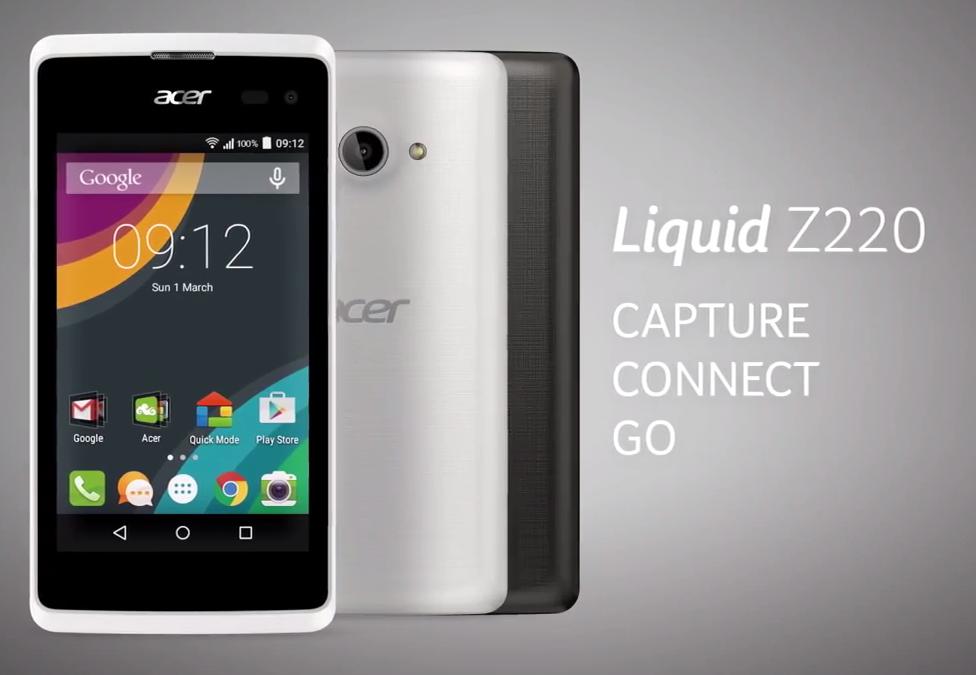 Acer Liquid Des Smartphones De 79 A 199 EUR Un Bracelet Connecte Et