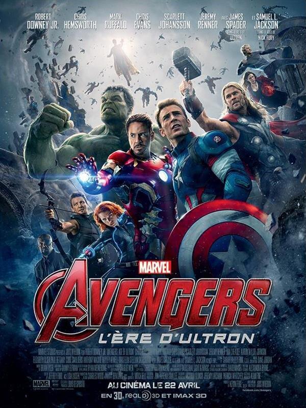Avengers Ere d'Ultron