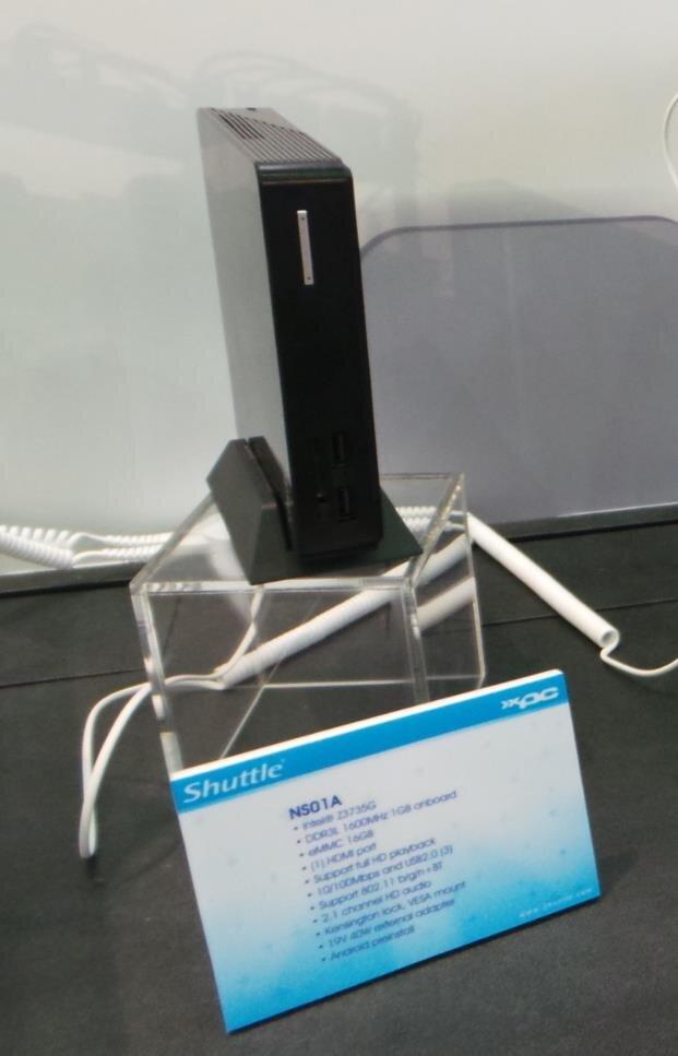 NS01A Shuttle Computex