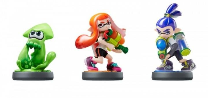 Amiibo Splatoon