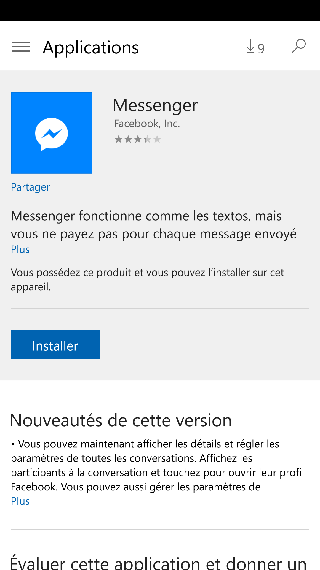 Windows 10 Mobile 10149