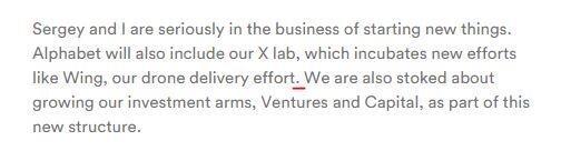 Alphabet Google Silicon Valley