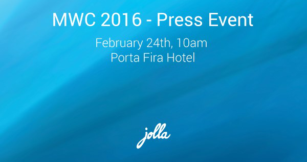 Jolla MWC 2016