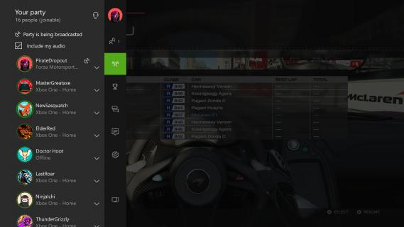 Xbox One MàJ Mars