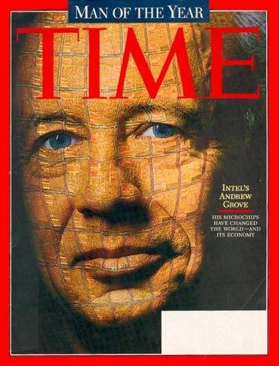Tome Magazine Andy Grove
