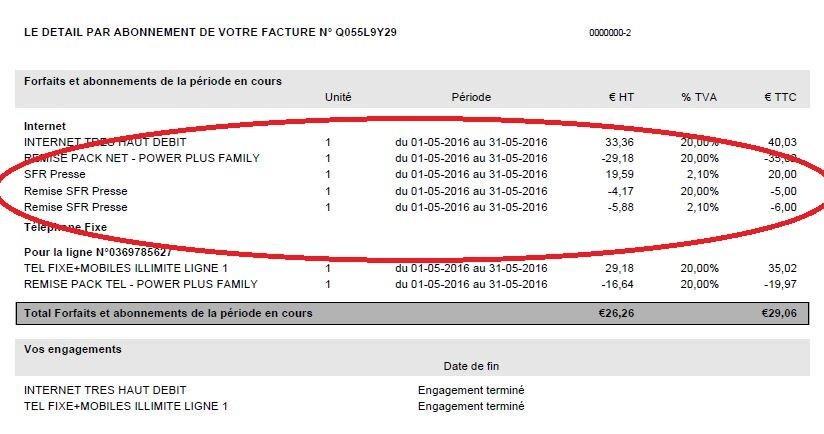SFR Presse : le site de Numericable détaille la remise ...
