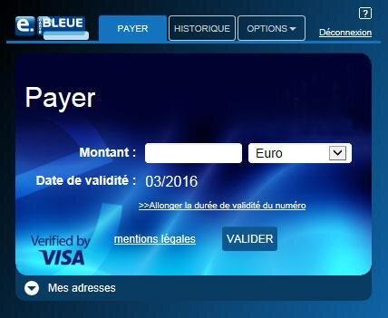 Le service e carte bleue s 39 adapte enfin aux appareils mobiles - Plafond carte bancaire caisse epargne ...