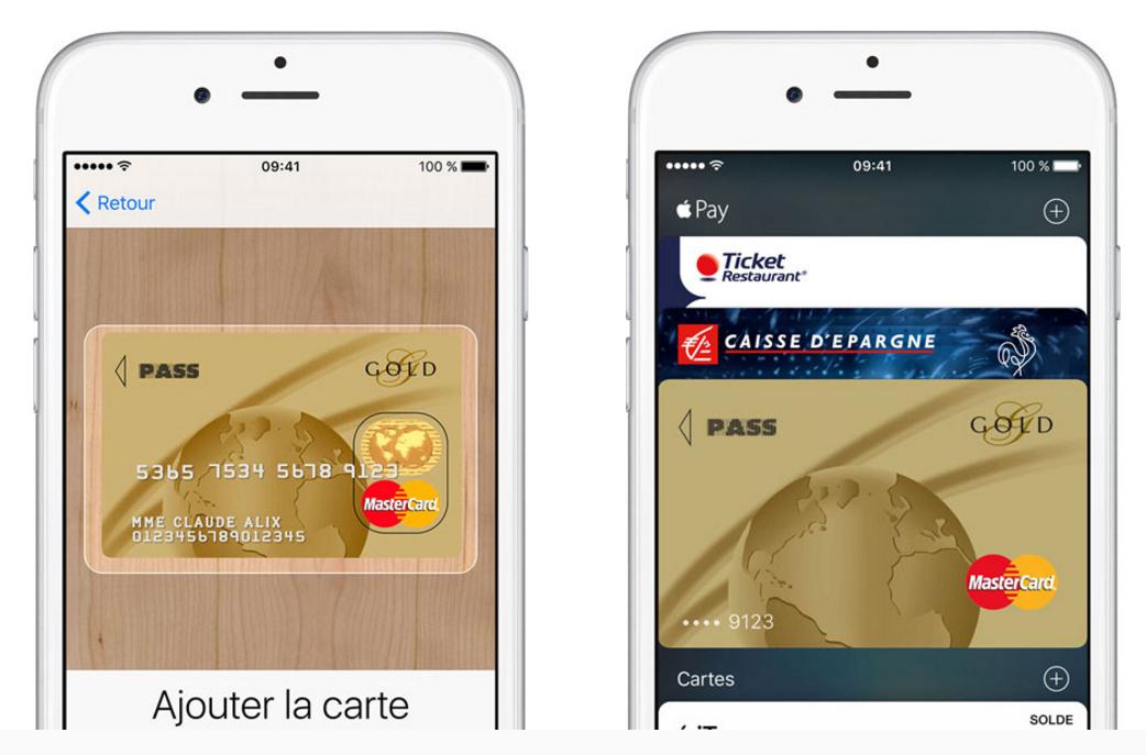 Carte Carrefour Ticket De Caisse.Apple Pay Arrive En France Avec Mastercard Visa Carrefour Orange