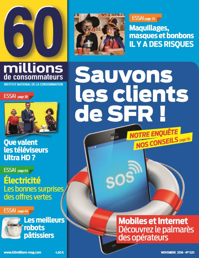 SFR 60 millions consommateurs