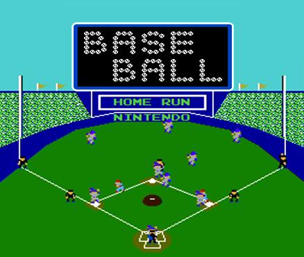 Nintendo baseball