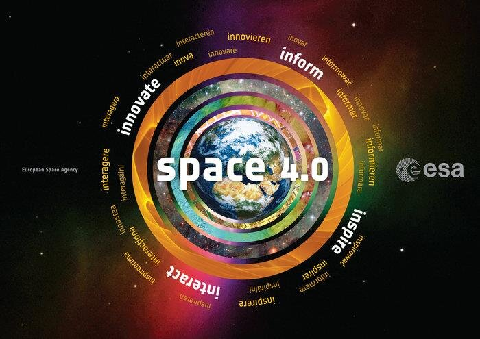 ESA espace 4.0
